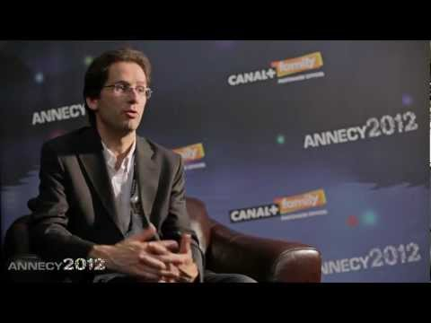 Interview de Laurent Boileau / Interview with Laurent Boileau, Annecy 2012