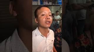 Phát hiện thi thế người cháy ở Đê La Thành  21/9/2018  mới nhất