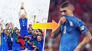 What the hell happened to the Italian national team? - Oh My Goal