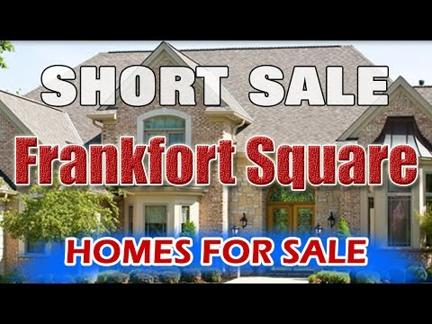 Keith Kreis Frankfort Square Short Sale Properties Listings