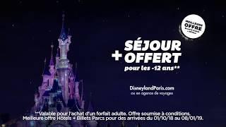 Musique Publicité 2018 - Disneyland - Noël vous souhaite un joyeux Mickey