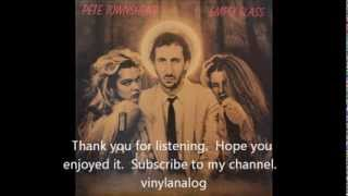 Pete Townshend Empty Glass Full album vinyl LP