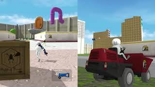 Amazing Frog 2 player: How to unlock (unblock?) the Mayors giant toilet