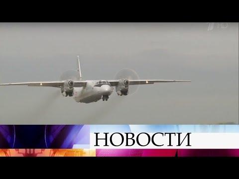 В Сирии разбился военно-транспортный самолет российского Минобороны.