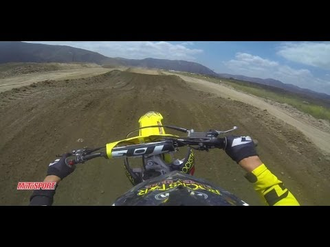 Hybrid Helmet Cam ft. Jason Anderson - Pala