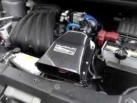 Nissan Wingroad Tiida Versa Aero Style Air Intake