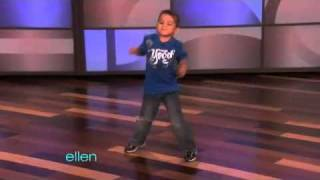 An Adorable 6-Year-Old Dancer(09/21/10)