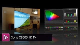Sony KD X8505 (X85) 4K TV Review