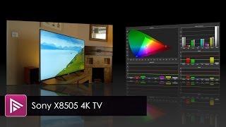 Sony KD X8505 (X85) 4K TV Review