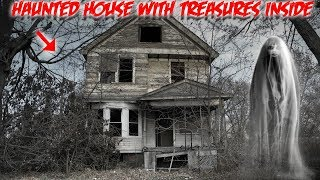 HAUNTED ABANDONED ANTIQUE SHOP I FOUND THIS INSIDE
