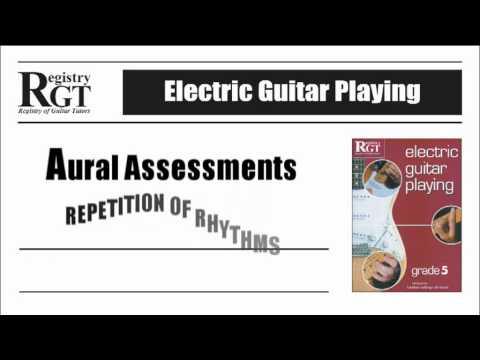 RGT Repetition of Rhythms Grade 5