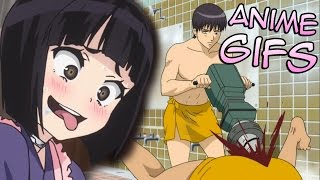 HOTTEST ANIME GIFS EVER | BEST FUNNIEST GIFS REACTION