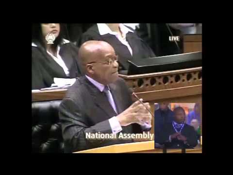 Nkandla Jive (Firepools and showers) - Jacob Zuma