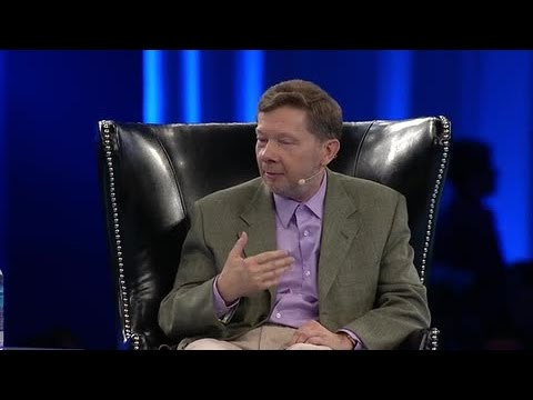Eckhart Tolle and Arianna Huffington - Reimagine. Everything. Dreamforce 2014