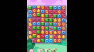 candy crush jelly saga bölüm 38