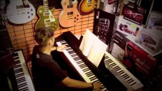 Trinity Rock & Pop Keyboards Grade 8 - TECHNICAL FOCUS SONGS - NUT ROCKER Cover By Ray