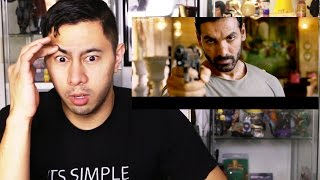 FORCE 2 Trailer Reaction & Discussion by JABY KOAY