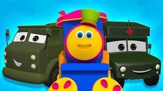 Went To The Army Champ | Bob The Train | Learning Videos For Children | Kids Videos