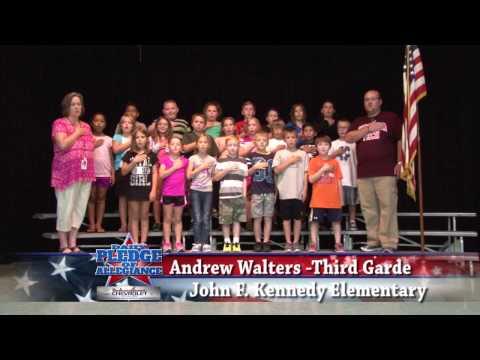 Grade 8 - The Pledge Of Allegiance