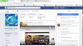 Cách post YouTube lên Facebook hiển thị Thumbnail đầy đủ như video gốc