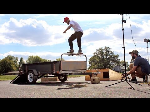 Hillbilly Skateboarding Mission