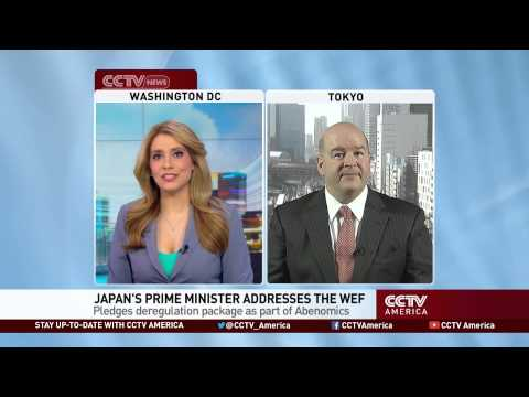 'Abenomics' at the World Economic Forum (WEF)