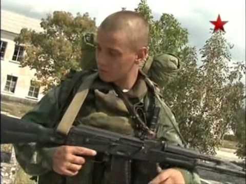Снаряжение российского десантника