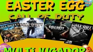 EASTER EGG BLACK OPS 3!! - TODAS LAS PORTADAS DE CALL OF DUTY - CURIOSIDADES DE BLACK OPS 3