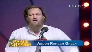 The American Dream ? Thought Provoking ? by Abdur Raheem Green TDR
