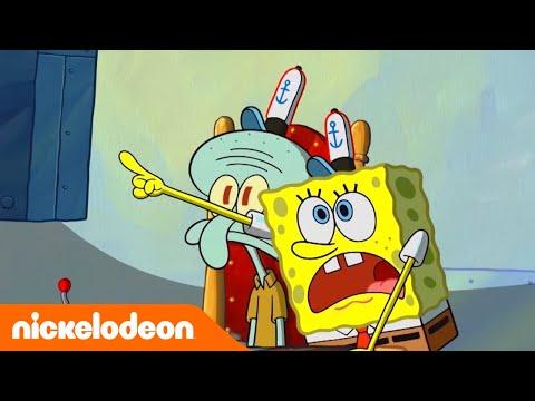 Губка Боб Квадратные Штаны | Потерянная формула | Nickelodeon Россия
