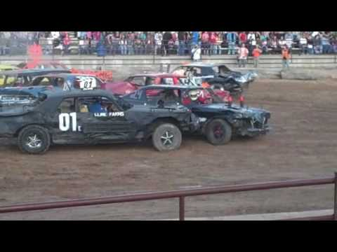 The sander county fair demolition derby. lots of old iron every year. http://www.bbddn.com.
