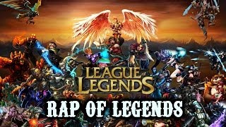 League of Legends Rap LoL