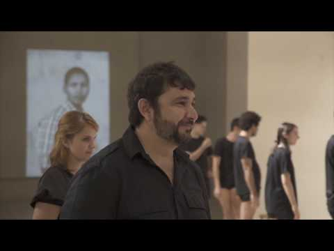 Performance de Hector Zamorra | 11ª BIENAL DO MERCOSUL
