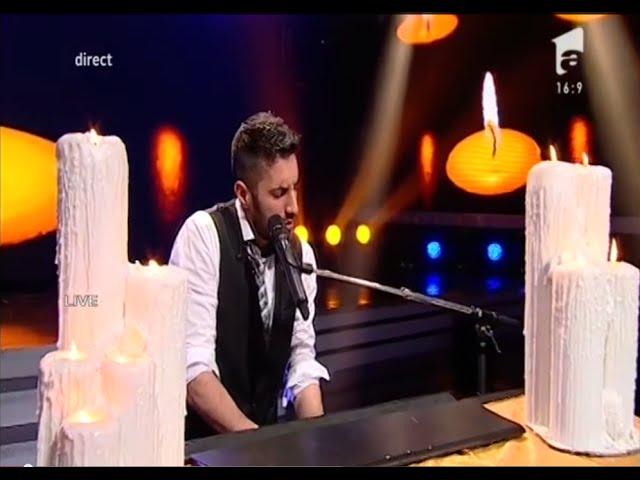 "Alessio Paddeu - ""When i was your man"" (Bruno Mars). Gala 3, X Factor!"
