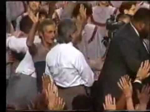 Benny Hinn Classics: Falling of the Anointing