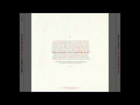 Mark Lanegan  - I&#039;ll Take Care of You (full album)