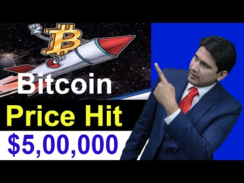 Bitcoin Price Prediction Will Reach $500,000 in Hindi/Urdu