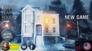 Прохождение игры страшный дом побег