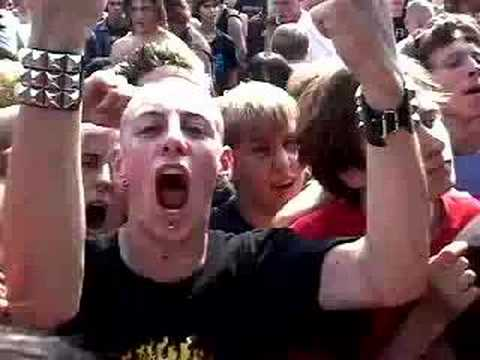 The Casualties - Get Off My Back Music Videos