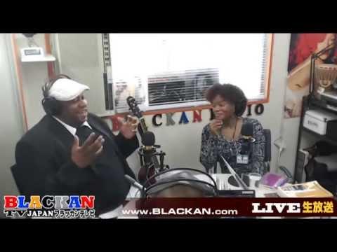 Black History Month Talk show on Blackan Radio Japan - Music Panel