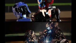 LEGO Age of Ultron Trailer (Side by Side Version)
