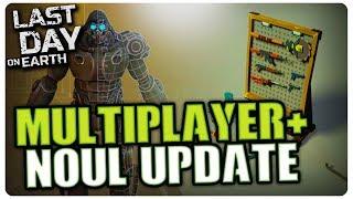 Testam Multiplayer-ul si Update-ul | Last Day on Earth