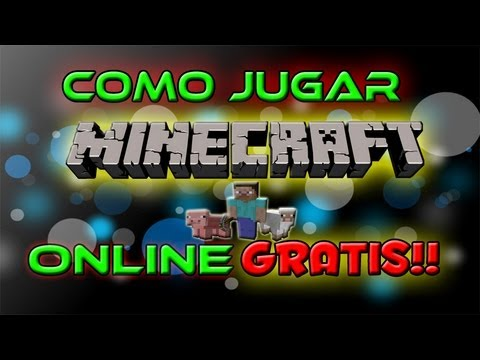 Como jugar Minecraft Online gratis (Sin Hamachi)