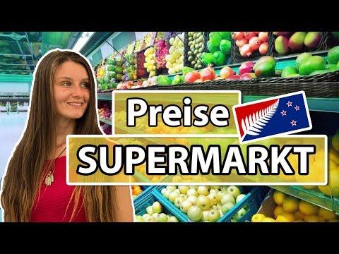 Was kosten Lebensmittel in Neuseeland? - Preise im Vergleich - Pak N Save