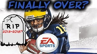 EA Shut Down Online Dynasty Website!! Beginning of The End for NCAA Football 14?