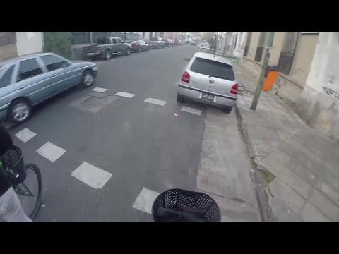 Alex Hennessy el turista que grabo un asalto e intento de robo en la Boca con su camara GoPro