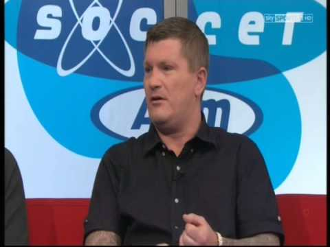 Ricky Hatton on Soccer AM (31st Jan 2015)