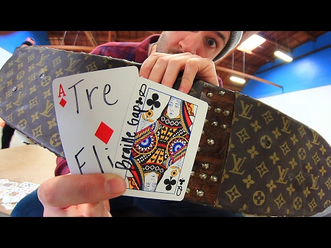 SKATE ROULLETTE | LOUIS VUITTON EDITION