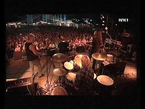 Jeff Healey Band (Live at Notodden Blues Festival, Norway august 2006): You are like a hurricane