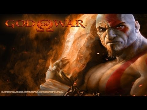 God Of War Walkthrough - Complete Game Movie